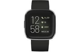 Fitbit Versa 2 健康運動智慧手錶 [5色]