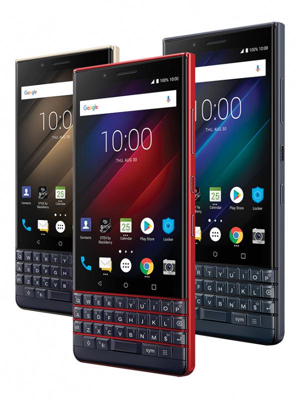 BlackBerry Key2 LE 64GB 香港行貨一年保養 Red