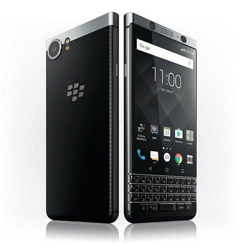BlackBerry Keyone 32gb 香港行貨一年保養 Silver Black