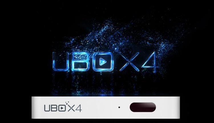 Ubox 4 TV BOX 安博盒子第四代