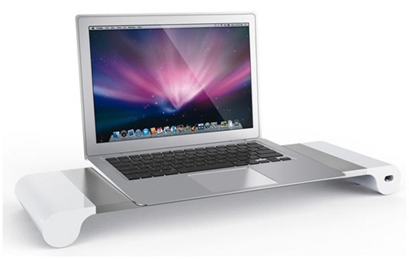 Spacebar USB可充電式電腦屏幕架