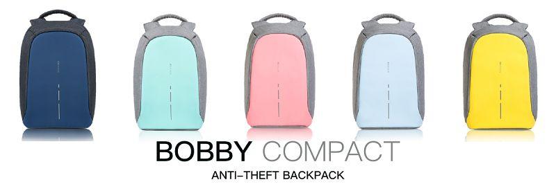 XD Design Bobby Compact 多功能防盜背包 [5色]