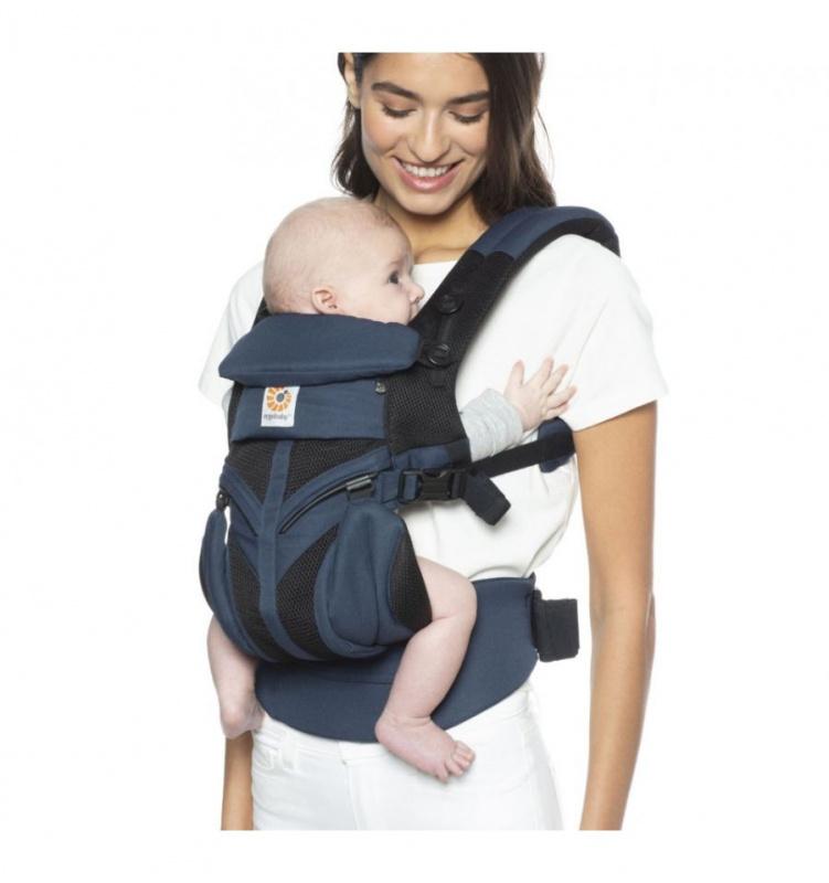 Ergobaby Omni 全階段型四式 360 嬰兒揹帶 透氣款2019 [6色]
