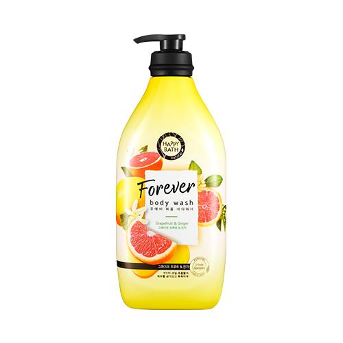 Happy Bath 西柚生薑沐浴露 Forever Grapefruit & Ginger 900G