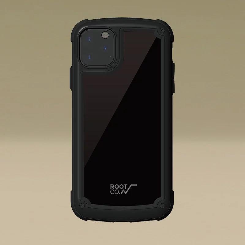 日本ROOT CO. Tough Basic iphone 11超防震手機殼