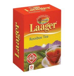 Laager 南非原裝進口國寶茶 (40包 / 80包)