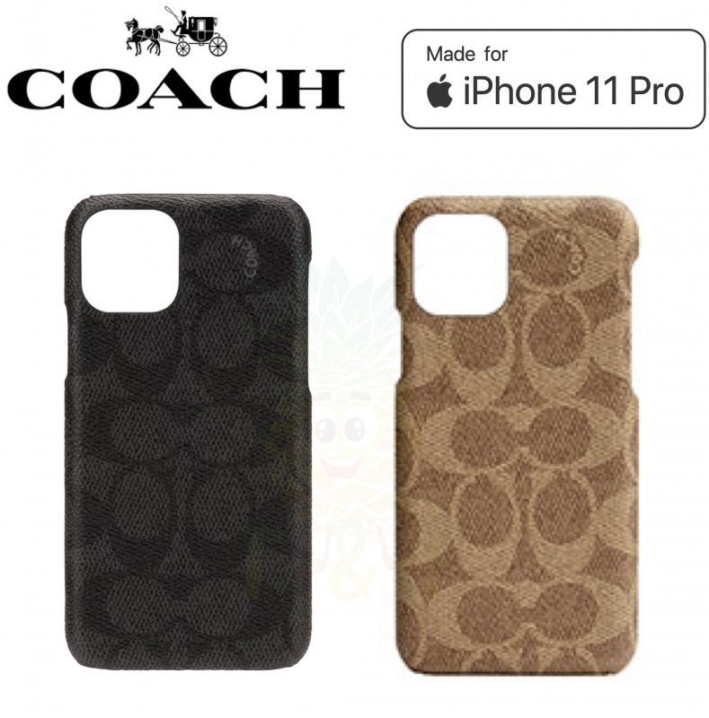 Coach Signature C iPhone 11 Pro Case