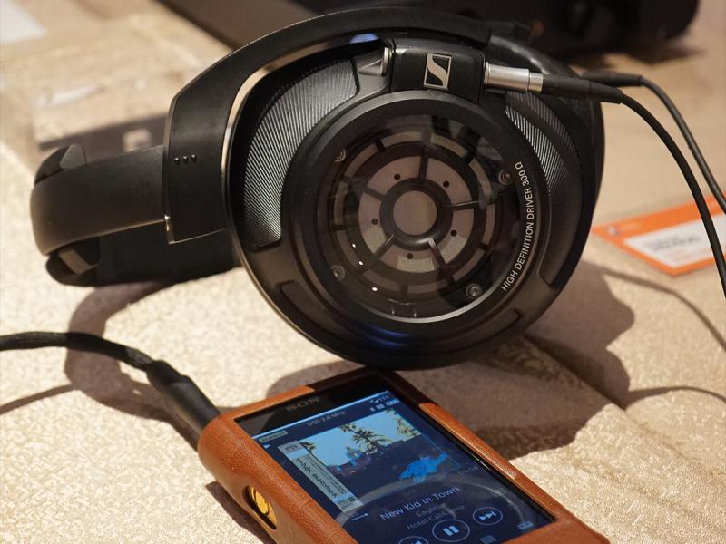 Sennheiser HD820閉合式耳機