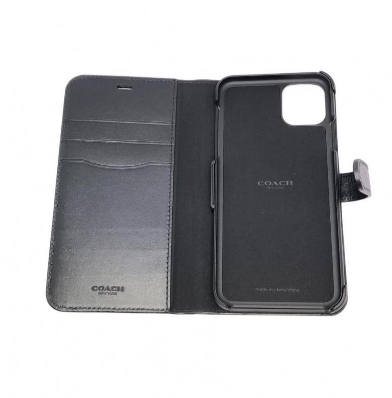Coach Folio Case Signature C iPhone 11 Pro Max Case
