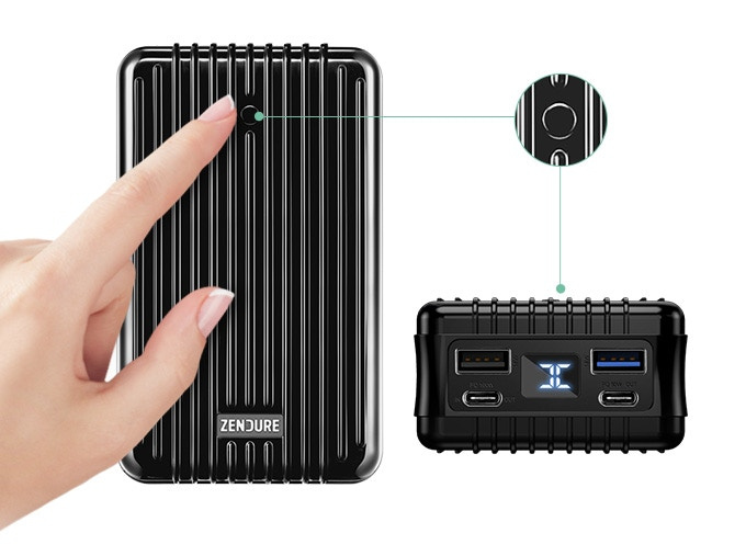 美國 Zendure SuperTank 行動電源 27000mAh