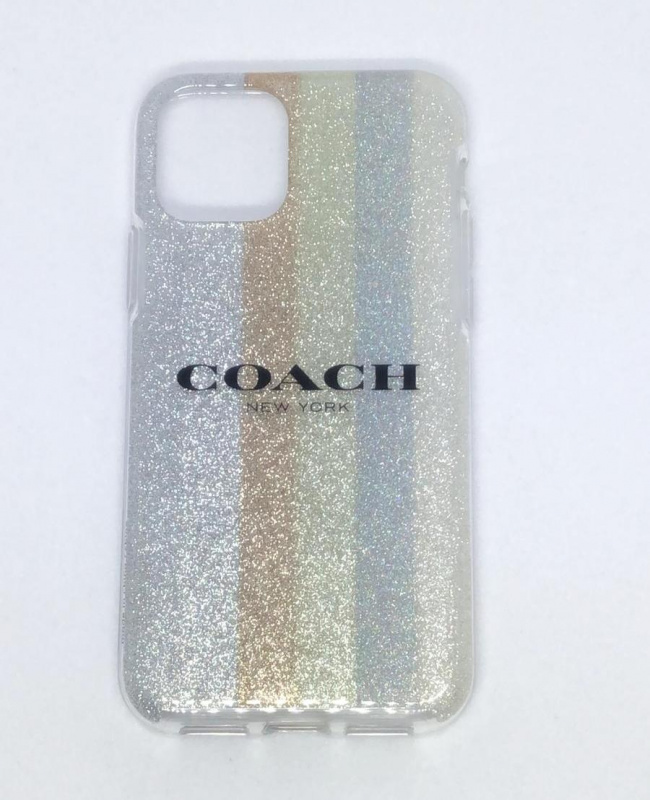 Coach Protective Case for iPhone 11 Pro