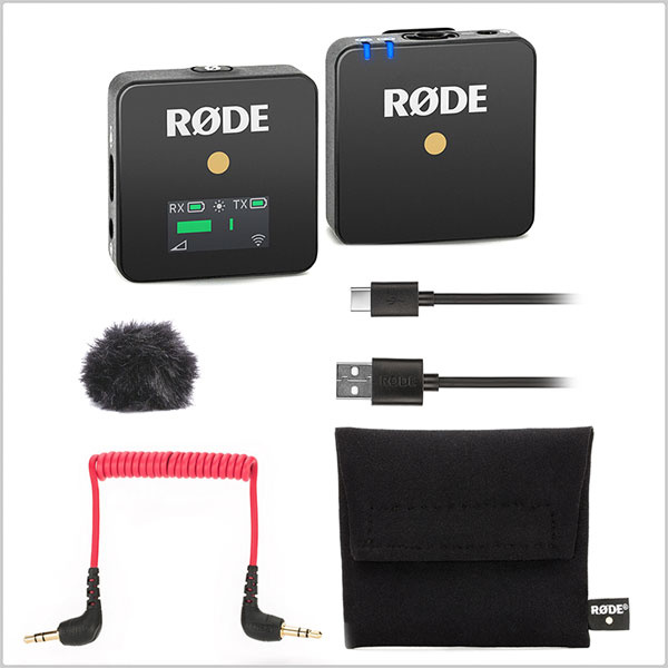 RODE Wireless GO 無線收音咪