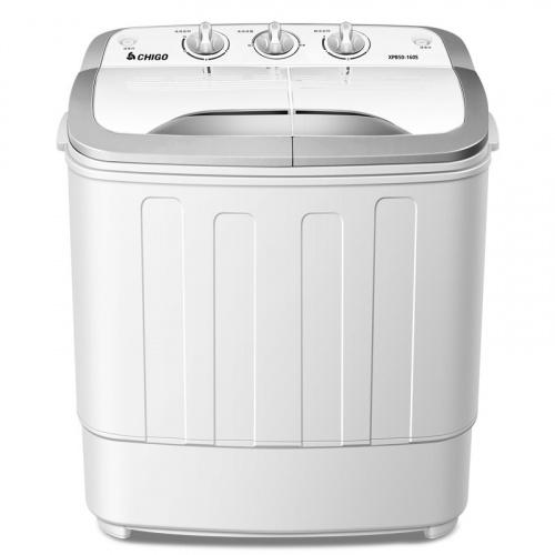 CHIGO MINI 微型洗脫2用洗衣機