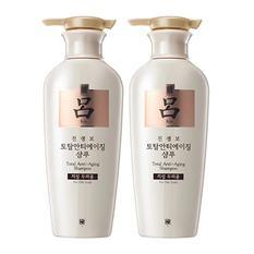 Ryo 白呂頂級人參抗老化洗髮水 (400g x 2支)