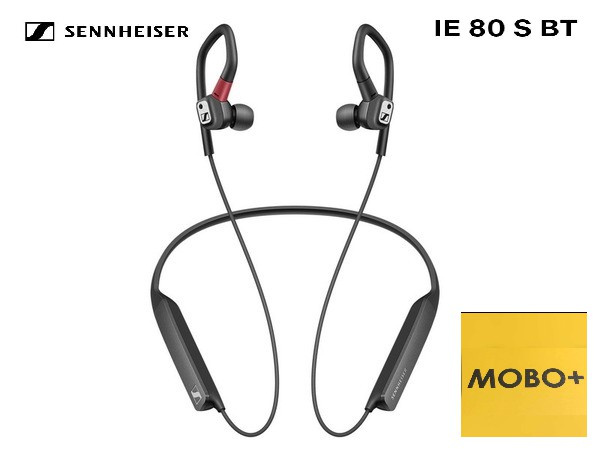 Sennheiser IE80S BT 發燒級入耳式藍牙耳機