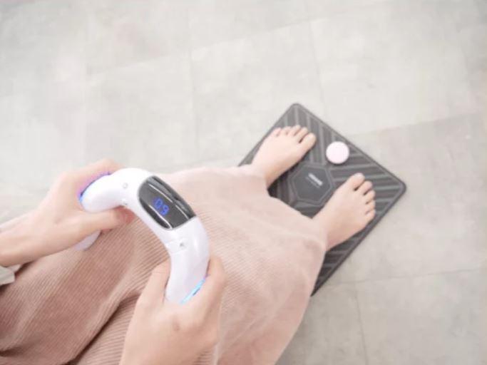 日本VONMIE ARM CONTROLLER手臂緊緻運動按摩儀