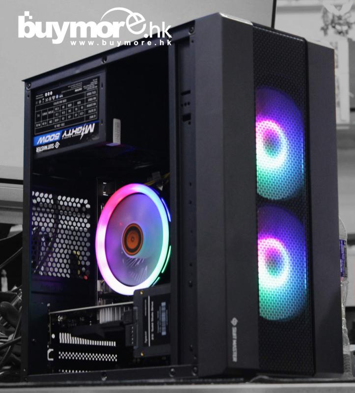 未來科技 Intel Core i5-9400F / ASUS PRIME H310M-E / ADATA 8G / APACER AS340 240GB SSD / SAPPHIRE RX570 4G / ABKoncore / VX-500 / RGB CPU散熱器