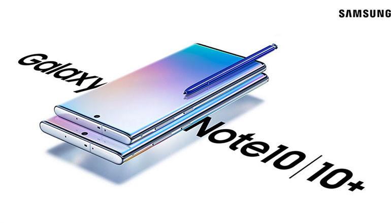 5G版 SAMSUNG GALAXY NOTE 10+ 12GB RAM + 256/512GB 一年保養