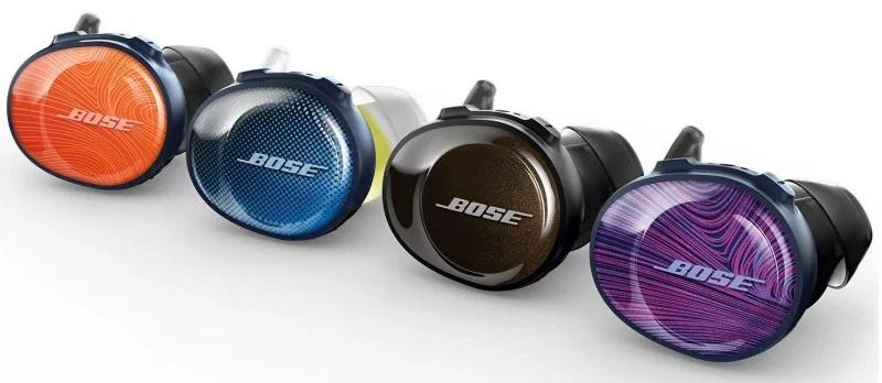Bose SoundSport Free 真無線藍牙耳機 [3色]