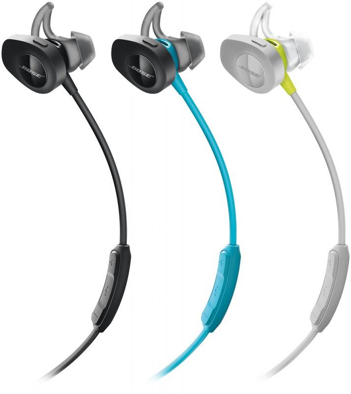 Bose SoundSport Wireless Headphones 運動藍芽防汗耳機 [3色]