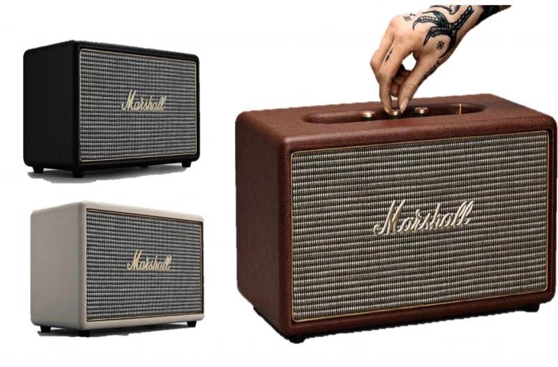 Marshall Stanmore 藍牙立體聲喇叭(平行進口)