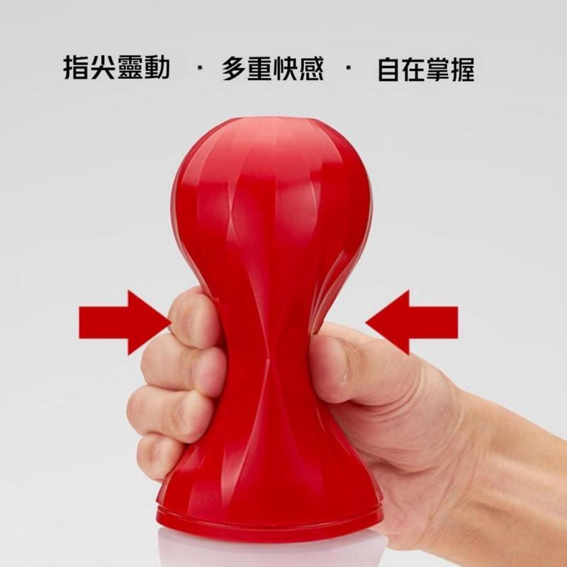 Tenga Air-Tech Squeeze 真空杯 + 潤滑劑 Lotion x 1 (Real) ()