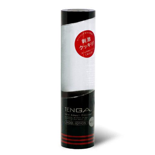 Tenga Air-Tech Squeeze 真空杯 + 潤滑劑 Lotion x 1 (Wild) 套裝