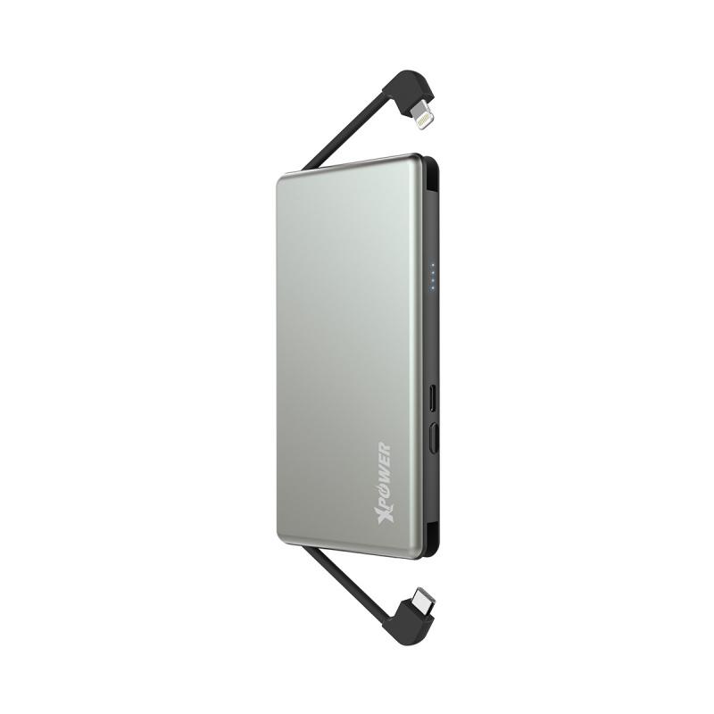 XPower WP104 無線充/PD/QC 30W外置充電器[MFi認證]