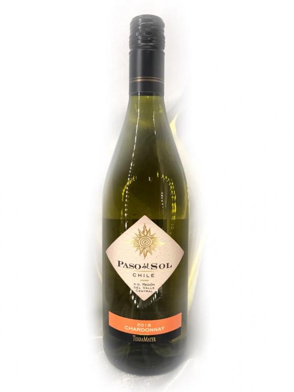 Paso Sol Chardonnay White Wine