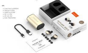 Creative Genuine Outlier Gold TWS 真無線耳機