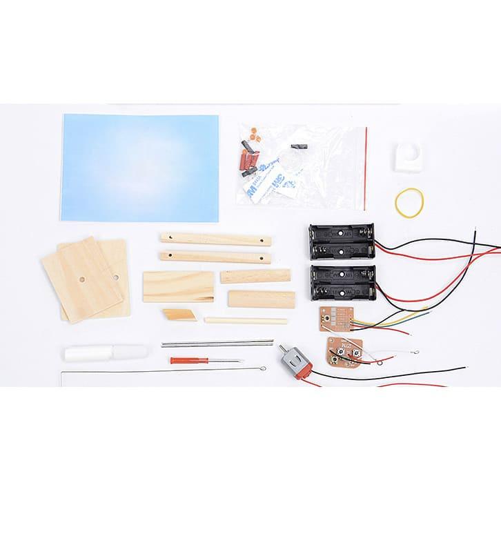 DIY無線遙控賽車模型