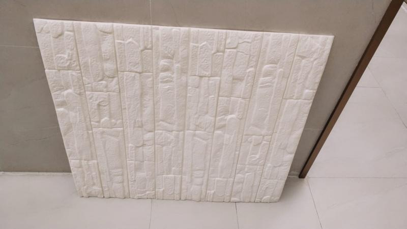 2020新款3D牆貼3D wallpaper寬 70*高77cm大理石文化石紋牆貼厚度1cm預訂7日