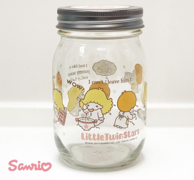 日本Sanrio多功能玻璃儲物樽 [4款]