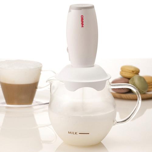 HARIO Creamer Qto 新款電動奶泡器(CQT-45)