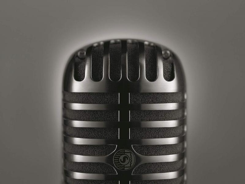【香港行貨】Shure 55H series II -X 復估造型麥克風