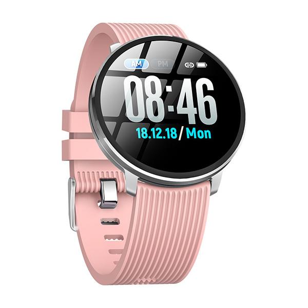 TSK W18 1.3寸大屏健康計步運動防水智能手錶