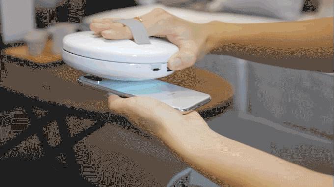 Magic Lily Cleansebot 消毒除蟎清潔床單機械人