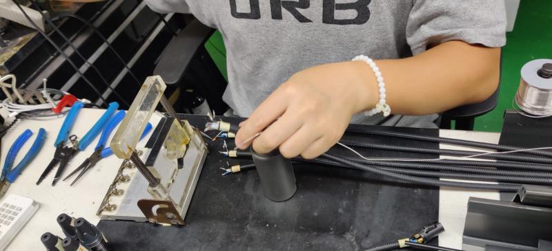 【香港行貨】ORB Clear Force Ultimate core-8 耳機線 - 強化動感與細節 (3.5mm TRS、2.5mm TRRS、4.4mm Pentaconn) to (mmcx/2pin)