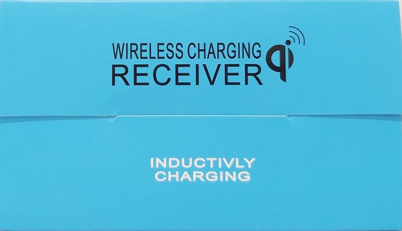 AOE - 無線充電接收器接收貼片適用Android安卓Type-c無線充接收貼片QI手機