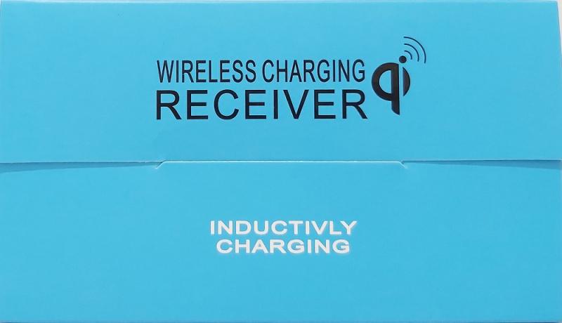 AOE - 無線充電接收器接收貼片適用蘋果iPhone無線充接收貼片Qi手機