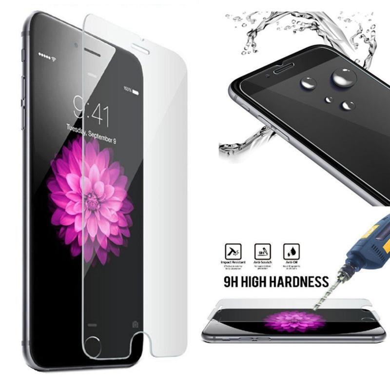 AOE - 買一送一 Apple蘋果iPhone Glass Pro+ 鋼化玻璃手機螢幕保護貼手提電話屏幕保護貼
