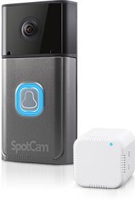 SpotCam Ring Pro 無線門鈴攝影機