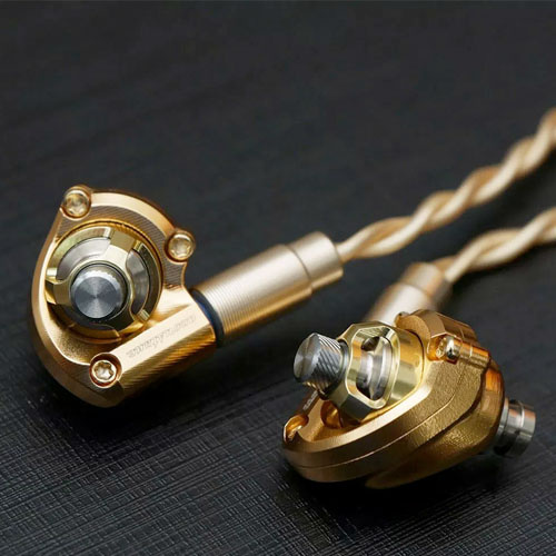 Acoustune HS1695 Ti 入耳式耳機 (限時優惠加購原廠4.4mm升級線)