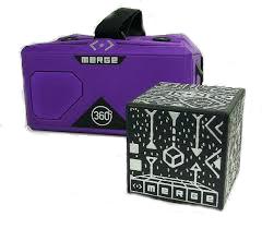 Merge VR & Cube