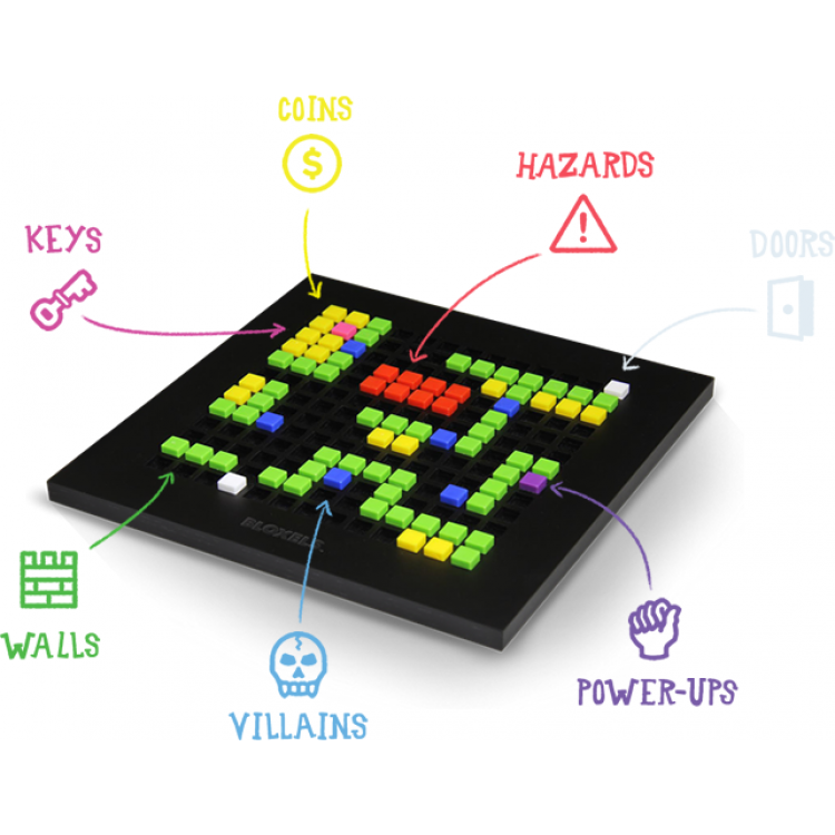 Bloxels EDU Game Builder Box Set