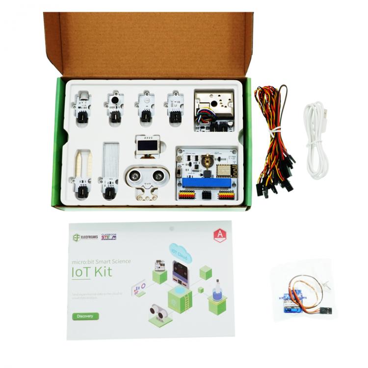 Elecfreaks IoT Kit for micro:bit (須另購micro:bit)