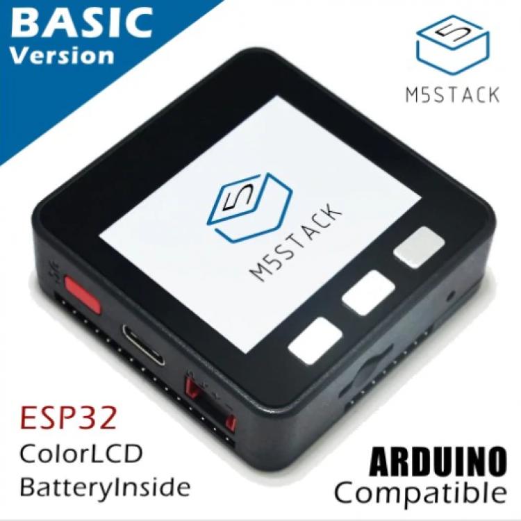 M5Stack Basic Version 基本開發套裝
