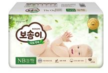 The Organic 尿片 NB [56P]