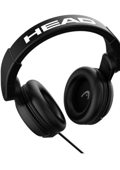 HEAD - 美國品牌 HH-50 PRO有線HEADPHONES 頭戴耳機 3.5mm / 6.3mm黃色