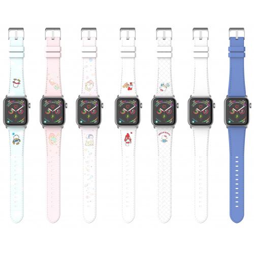 The coopidea X Sanrio Apple Watch錶帶 [一盒2條] [5款]